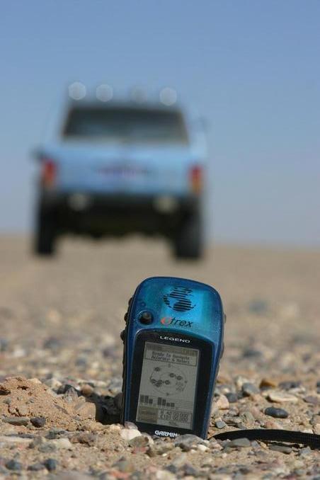 GPS是玩具还是工具 - 胡狼狼 - 胡狼狼的博客