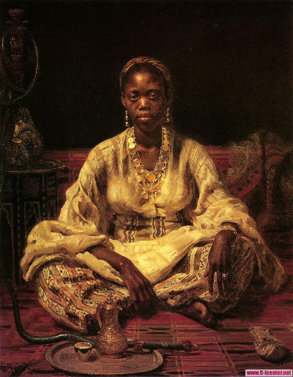 列宾?印象--[解读]列宾的肖像油画作品 - 石墨閣画廊 - 石墨閣画廊--雨濃的博客