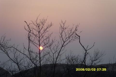 东山日出 - 微风 - 微风
