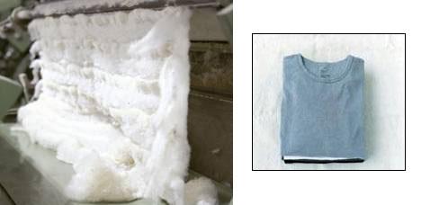 MUJI再生棉环保衬衫 - 月之海 - 月之海@View
