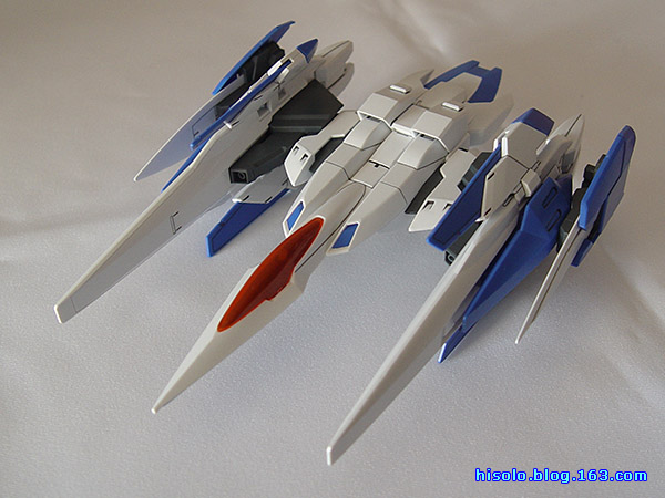 【模型】Gundam 00+0 raiser 1/100 随拍 [42P] - SOLO - Solos Space