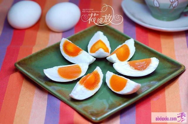 如何淹咸鸭蛋既不咸又有黄油 - 想不通 - wudiyutianxiaqiu 的博客