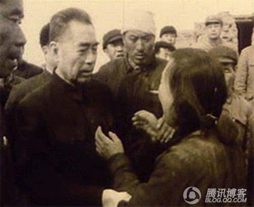 引用 引用凌乱的  周总理 一生中最珍贵的照片全集 - 心黎 - zhqzh0815的博客