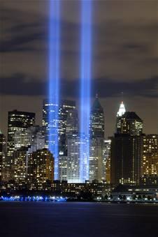 纽约世贸中心印象 (美国散记之一) - 锦园 - 锦园