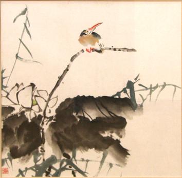 文人画的改良 - 应歧的油画风景 - 应歧的油画风景