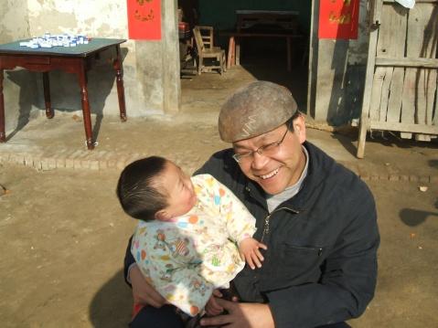 我在外婆家的快乐生活 - 晨晨、叮当 - 杨晨昱博客