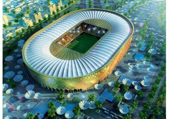 卡达尔大学体育场