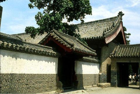 (原)古建筑的非物质文化 - 绿野仙踪 - 绿野仙踪的博客