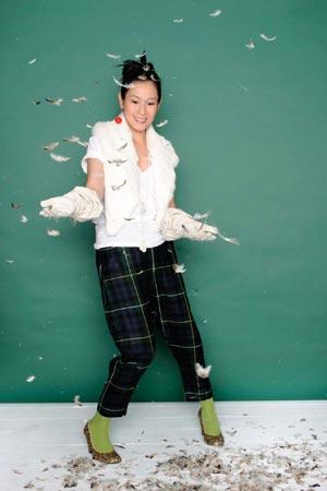 刘若英:好身材就这么简单 - 秀体瘦身 - 金山教你如何边吃边减重