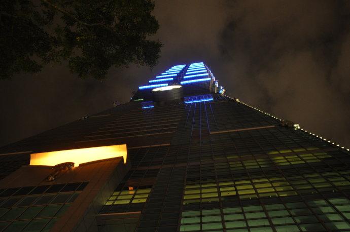 台北101大楼夜景 - 陶东风 - 陶东风