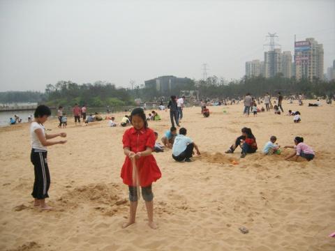 青枫公园 - lu--qing - 爱上编织  点滴生活