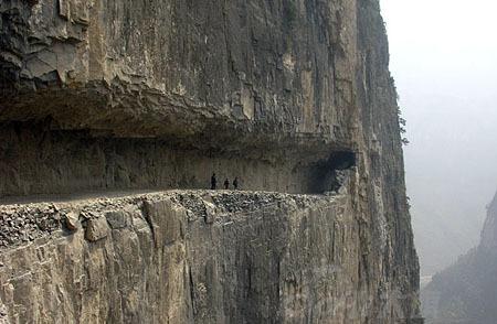幽美的中国公路  世界公路的一大奇观 - 新博者 - 博扫天下