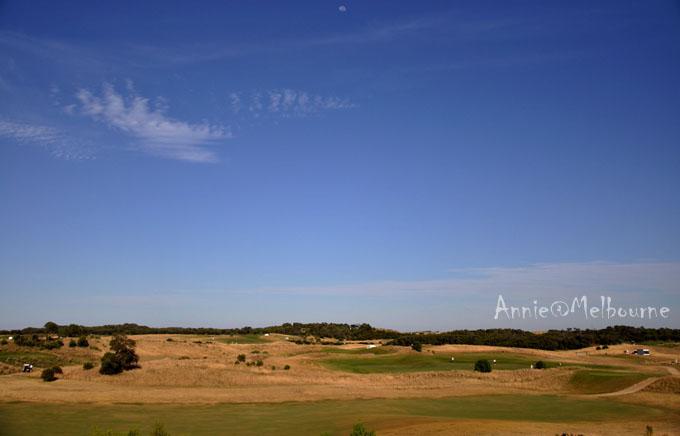 见识澳洲顶级高尔夫球场 - 鱼儿 - 鱼儿的遨游生活