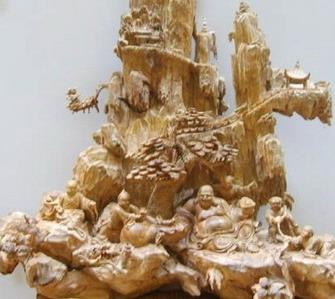 犀角雕刻 木雕 核雕 竹雕 - 真心英雄 - 真心英雄