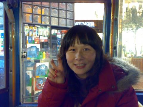 南京路上 小火車 - イチゴ熊 - ⑤
