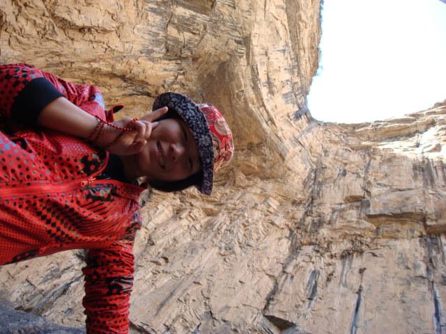 我们在太行山上 - 太行山写生基地 - 太行山写生基地,太行大峡谷桃花谷写生摄影