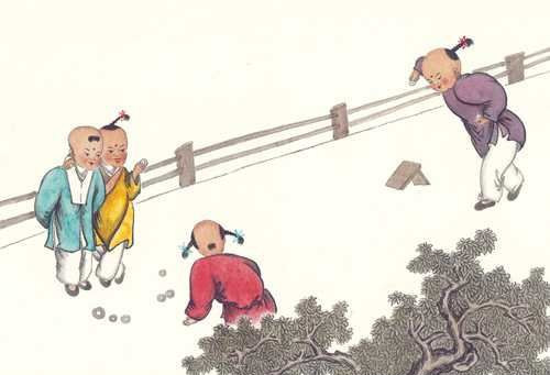 【转载】浪漫童年 - 小蜗牛 - 小蜗牛