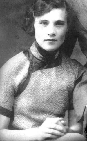 第二代 蒋经国夫人蒋方良