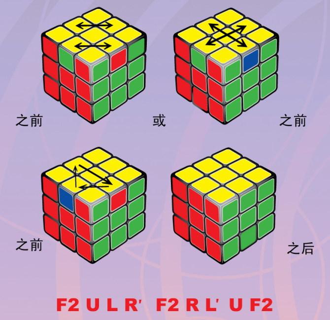 只要7步,就能将任何魔方6面还原(魔方破解攻略/方法) - 于敏 - 于敏的记忆