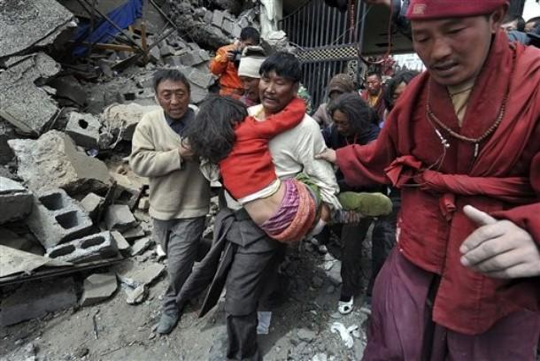 玉树地震  当灾难再次降临 - 朱大可 - 朱大可的博客