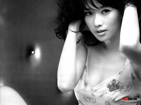 图:台湾第一美女名模林志玲 完美身段秀丰胸25图组图(二) - 秋雨.        - 甘肃礼县伊恋家纺内衣城