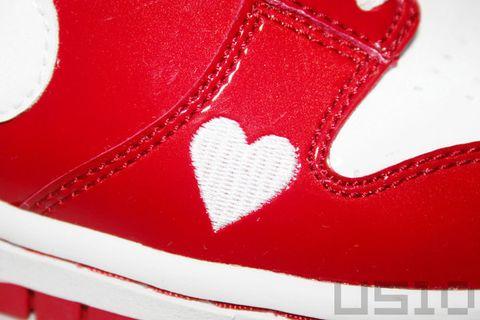 05年的情人节(下) - US10 - US10的鞋子们的故事