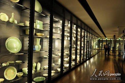 大英博物馆收藏中国文物2.3万件
