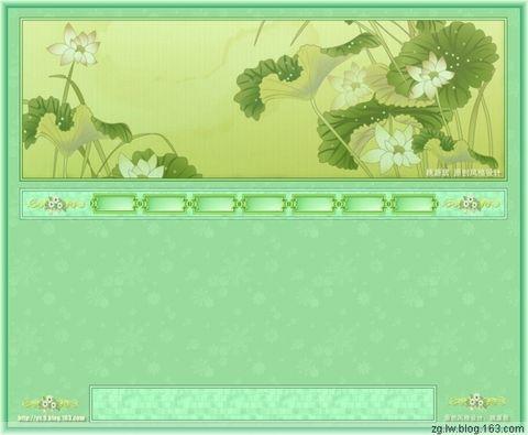 【原创】模板风格分享 - 桃源居士  - 桃源居士模板练习的博客