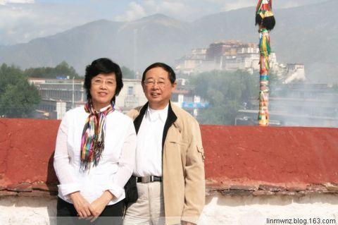 我俩在西藏  西藏摄影习作(六) - Linda  Tong - 恭贺新禧