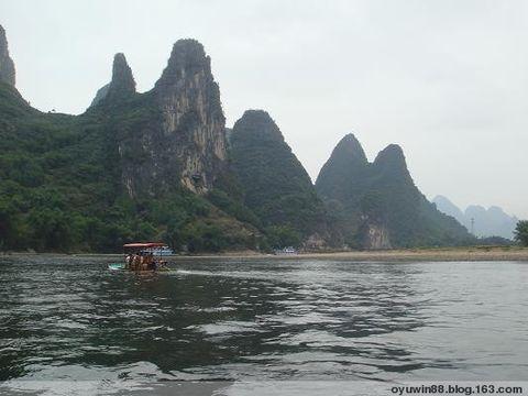 游桂林[二] - 淡淡蓝 - 幸福就是青山叠翠,绿水长流