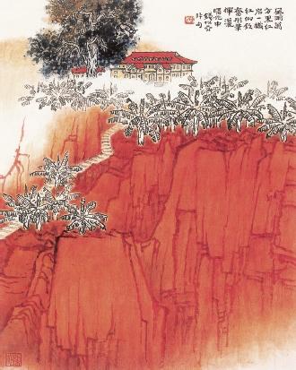 张公者 薛永年 梅墨生 吴悦石:当代中国画缺什么?作者:张公者 - 静溪山房主人 - 林伟山水画首页