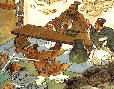 中国历史上著名的十大酒局 - 一粒沙 - 一粒沙