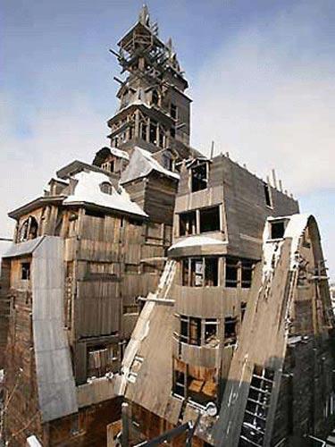 世界十大最奇怪的住宅 - 青岛贵族 - 青岛贵族的博客