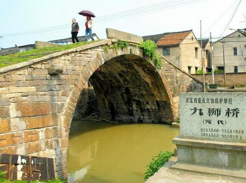 绍兴古桥:上虞市丰惠镇古桥遗存(未完待续)(转) - 河山 - 河 山 de boke