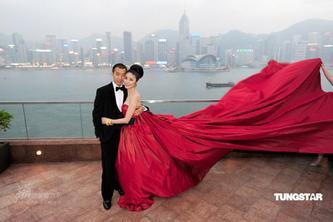 陈慧琳大婚,结束16年恋爱长跑!