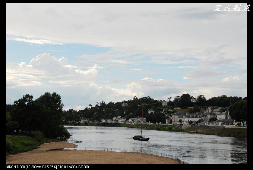 城堡之旅___卢瓦尔河的希农 - 西樱 - 走马观景