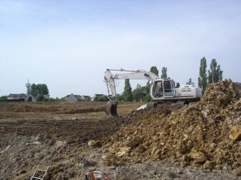 法国民居别墅的建造 (三) 修建别墅小区内的道路 - pfspfs666.popo - 反三的博客
