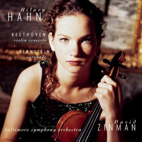 希拉里 哈恩-贝多芬小提琴协奏曲、伯恩斯坦小夜曲 - kklaodai - kklaodai的博客