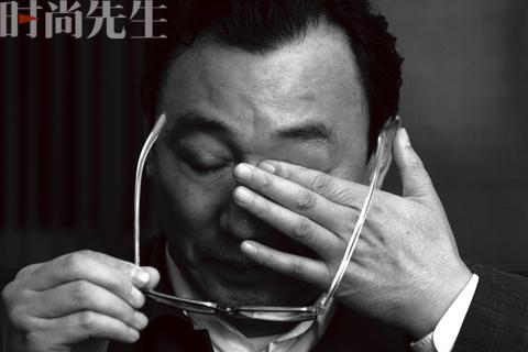 凌峰:大院文化就是共产主义 - 《时尚先生》 - hiesquire 的博客