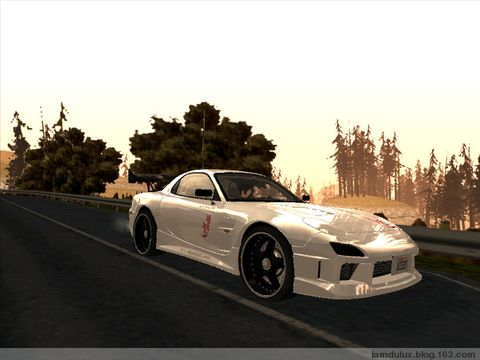 FD3S and GTR-34 - lamdulux - │傑┑′
