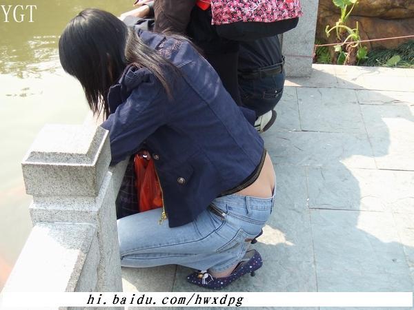美少妇性感紧身牛仔裤 - 源源 - djun.007 的博客