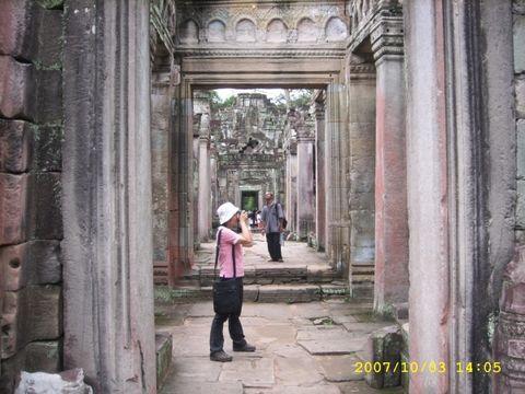 柬埔寨:吴哥 - 如果 - 我的博客