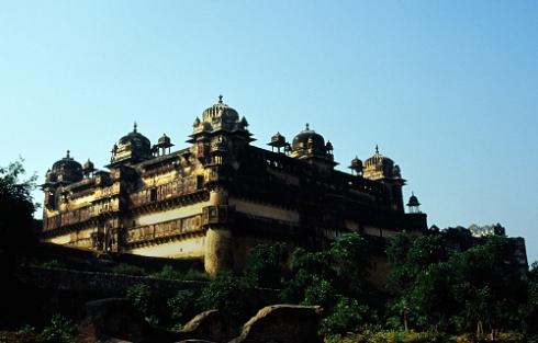 沉睡在印度荒谷中的古堡群 - Y哥。尘缘 - 心的漂泊-Y哥37国行