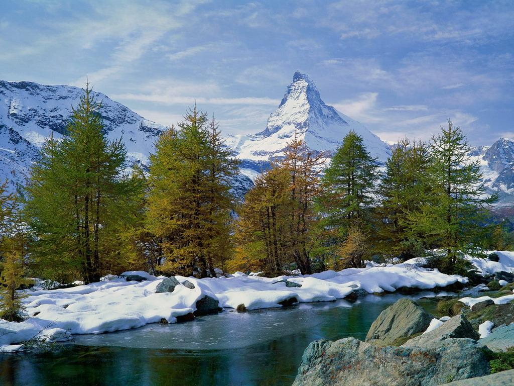 欧洲之旅--阿尔卑斯山 - 香儿 - xianger
