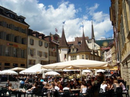 瑞士行 - 贺卫方 - 贺卫方的博客