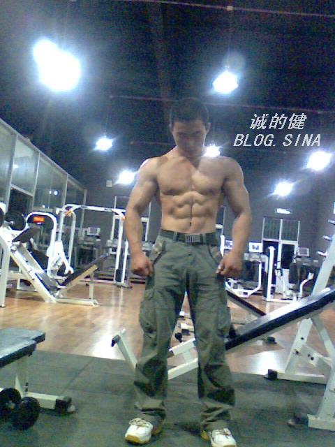 军人肌肉最强壮的人,军人肌肉帅哥漏蛋照,中国军人肌肉,军人