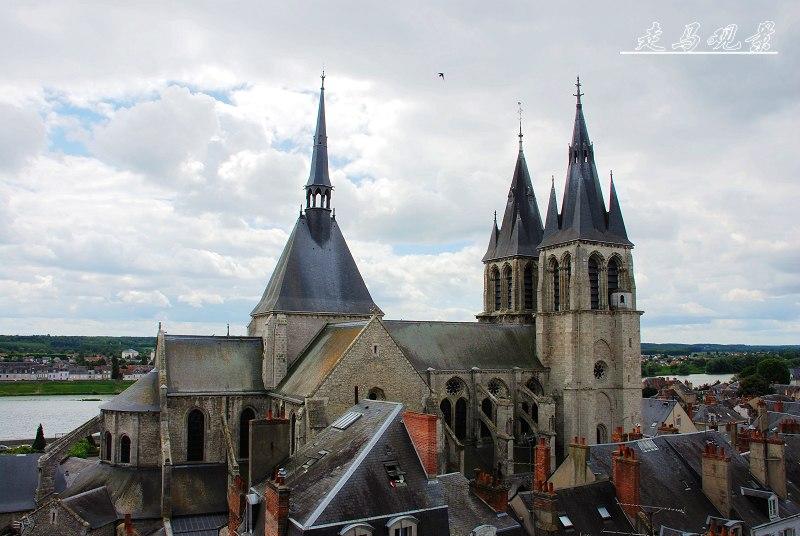 城堡之旅____卢瓦尔河的布洛瓦 - 西樱 - 走马观景