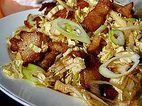 独具魅力的尖椒炒大肠,附快手下饭菜尽享受春天的筷乐 - 可可西里 - 可可西里