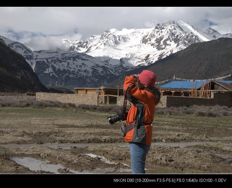 追梦阿里___迷失在去来古冰川的途中 - 西樱 - 走马观景