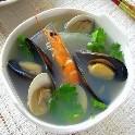 怎样做海鲜冬瓜汤